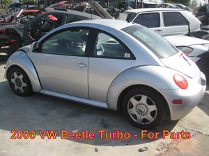 Riverside Auto Salvage >> New Arrivals | VW Auto Salvage Yard | Duarte, CA
