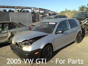 New Arrivals | VW Auto Salvage Yard | Duarte, CA