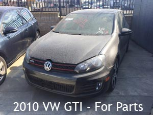 2010 VW GTI for parts