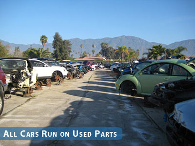FAQS About VW OEM Parts | VW Auto Salvage Yard | Irwindale