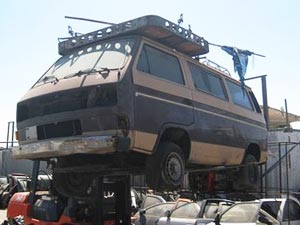 Vanagon salvage