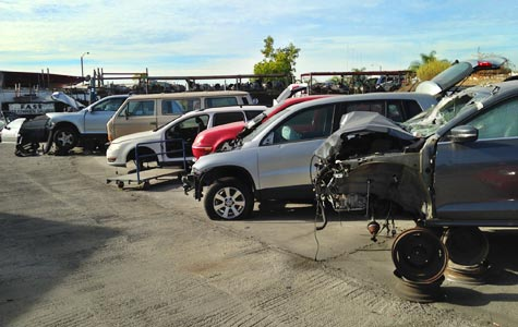 VW Wreckers Auckland