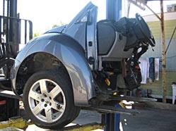 Toyota Salvage Yard Southern California