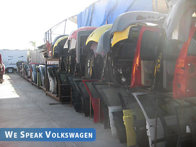 Volkswagen Oem Parts Vw Auto Salvage Vw Used Parts